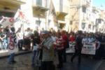 No Muos, Niscemi scende in piazza: le foto del corteo
