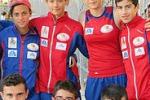 Gare regionali di atletica leggera, trionfa la Young Gela