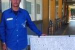 Solidarietà al collega, operai in sciopero all'indotto di Gela
