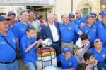 Vespa, raduno e gare a Caltanissetta