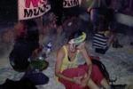 Attivisti No Muos occupano 4 antenne a Niscemi: le foto