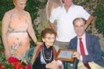 San Cataldo, festa per 100 anni di Grazia
