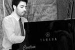 Pianoforte, Indelicato suona a Caltanissetta