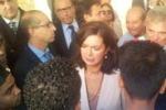 """Immigrazione, Boldini a Mazzarino: """"Basta morti"""""""