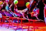 Circus Wigliams, clown e acrobati a Caltanissetta