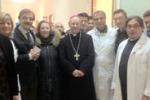 Messa natalizia al Sant'Elia di Caltanissetta