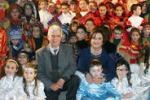 Presepe vivente con 200 bambini a Gela