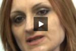 Gela, sfugge alla furia omicida del marito: Angela Biundo a Tgs