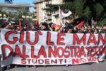 No Muos, sit-in di protesta a Caltanissetta