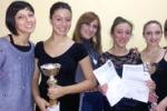 Caltanissetta, trionfano le ballerine della Tersicore