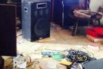 Ladri in nove villette a Caltanissetta: le immagini dei raid