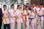 Karate, atleti nisseni premiati all'Italian Challenge Cup