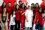 Croce Rossa Italiana, volontari in festa a Riesi