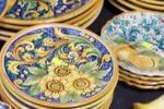 Mostra di ceramiche a Caltanissetta
