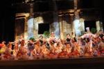 Saggio di danza a Caltanissetta