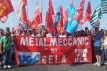Proteste senza fine a Gela, blocchi davanti l'ingresso Eni