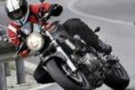 Raduno motociclistico a Caltanissetta