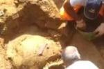 Scoperti a Gela i resti di una necropoli: le immagini
