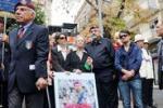Una piazza a Catania in memoria del maggiore Caruso