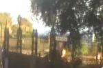 Acireale, lavori in corso a villa Belvedere
