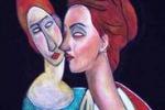 Falsi Modigliani a Catania, due arresti