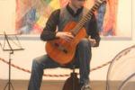 Il chitarrista Luigi Coniglio in concerto a Catania