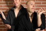Cabaret, a Catania la comicita' del duo Bianchi e Pulci