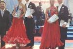 Acireale, campionato regionale di danza sportiva: i vincitori
