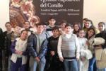 Mostra del Corallo, a Catania i disegni-dedica degli studenti