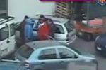 Mafia a Catania, arresti in flagranza: le immagini del blitz