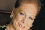 Lirica a Catania, omaggio a Renata Tebaldi