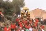 """Calatabiano, festa per la """"Calata di San Filippo"""""""