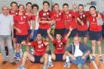Acireale, l'Aquilia Volley promossa in serie B2: la festa