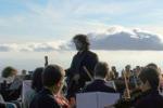 Musica sull'Etna, alunni in concerto alle pendici del vulcano