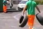 """Acireale, raccolta di rifiuti ingombranti con """"Tutto in strada"""""""