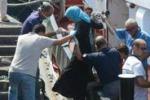 Immigrazione, le immagini dello sbarco a Catania