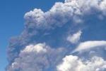 Etna, Fiumefreddo ricoperta di sabbia nera