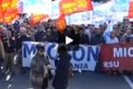 Tgs. Licenziati 128 operai della Micron, sit-in a Catania