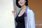 Photocall col pancione per la siciliana Nicole Grimaudo