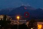 """""""Ufo sull'Etna"""" e sul web si scatena il dibattito"""