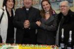 I 70 anni di Padre Giambattista: festa a Fiumefreddo