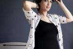 """Finocchiaro, l'attrice catanese incinta: """"Mai stata così leggera"""""""