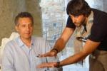 Sull'Etna si gira un film su Lucio Dalla