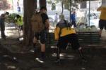 Verde a Catania, i militari di Sigonella volontari per un giorno