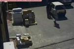 Misterianco, rapina in un supermercato: le immagini