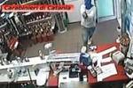 Rapine a Catania, due arresti: incastrati dalle telecamere