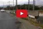 Pellegrini travolti a Calatabiano: le immagini