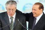 Governo, Bossi: Silvio umiliato ma l'accordo gli conviene
