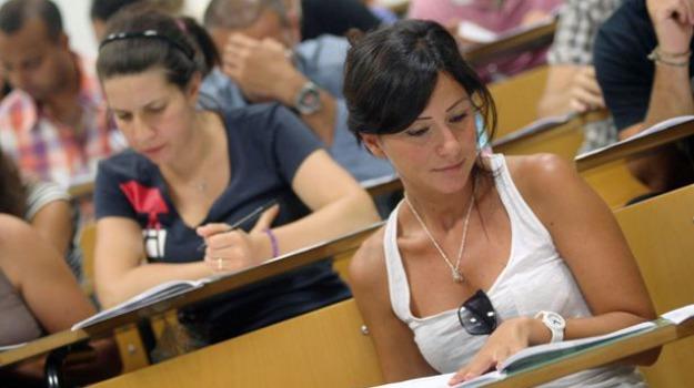 test medicina, università, Sicilia, Cronaca