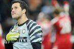 """Julio Cesar dice addio al calcio. Con l'Inter fu protagonista dello storico """"triplete"""""""